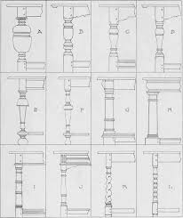 Types Of Antique Chairs Endearing Types Of Antique Furniture Legs And Best 25 Turned Table