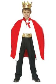 british halloween costumes kings childrens fancy dress costume small 110 122cm bristol