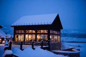 winter wedding venues 3 colorado winter wedding venues mon cheri bridals