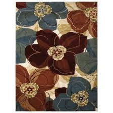 Floral Area Rug Skillful Rugs For Living Room Target Exploded Floral Area Rug At