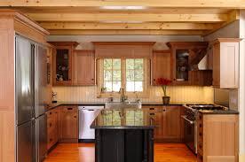 Natural Wood Kitchen Island 41 Luxury U Shaped Kitchen Designs U0026 Layouts Photos