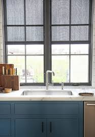 horse kitchen curtains in california wine country a modern farmhouse for a brit and a