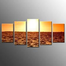 Landscape Canvas Prints by Framed Landscape Photo Canvas Print Desert Wall Art Home Decor