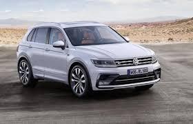 volkswagen tdi 2017 2016 volkswagen tiguan unveiled 176kw tdi flagship confirmed