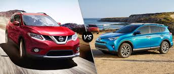 Nissan Rogue Horsepower - 2016 nissan rogue vs 2016 toyota rav4