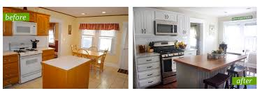 Small Kitchen Before And After Photos by Kitchen Small Kitchens Before And After Roman Blinds For Kitchen