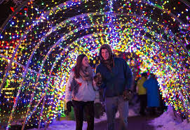 bentleyville tour of lights duluth s bentleyville tour of lights is back bigger than ever