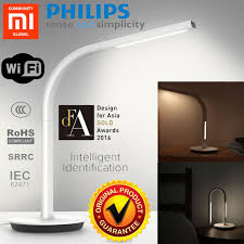 Philips Desk Lamp Hong Kong Smart Home Desk Lamp Wifi App Night Lights Original100 Xiaomi