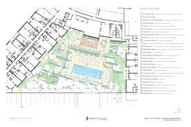 Pool Cabana Floor Plans Flaherty U0026 Collins Ninety7fifty On The Park Portfolio Design