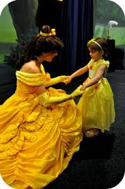 fancy princess deluxe belle dress mom reviews