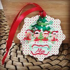christmas personalised decorations u2013 decoration image idea
