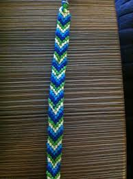 string knot bracelet images How to make a chevron friendship bracelet jpg