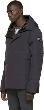 canada goose expedition parka navy mens p 23 canada goose navy black label macmillan parka i like the cushion