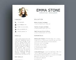 modern resume templates free modern resume template free best creative clean