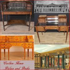 Schreibtisch St Le Carlton House Schreibtische Und Die Verlorene London Palace