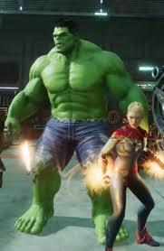 marvel powers united vr game hulk smash