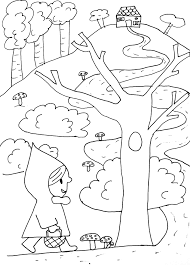 fairy tales coloring pages for kids to print u0026 color