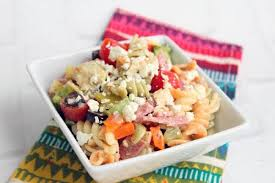 recipes for pasta salad pasta salad recipe 7 just a pinch recipes