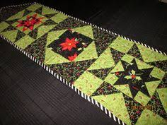 christmas table runner patterns free recipe bunny christmas