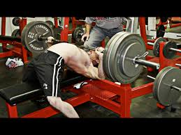pat casey raw bench way back in the day raw bench press guy