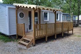 modele de terrasse couverte terrasses mobil home christophe roux