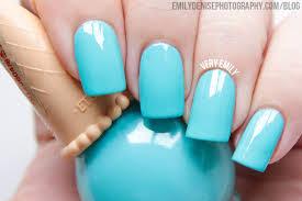 etude house ice cream nail polish swatches