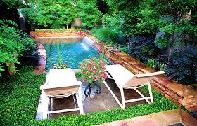 Backyard Design Ideas For Small Yards Apartments Inspiring Inground Pool Designs For Small Backyards