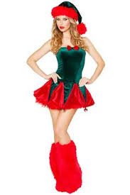 womens santa costume pinkqueen pinkqueen apparel inc strapless bow