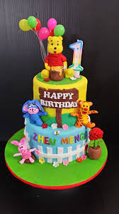 winnie the pooh cakes winnie the pooh cake jocakes