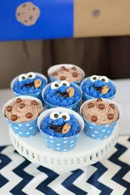 cookie monster birthday party evite