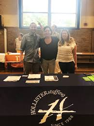 under the table jobs in boston supporting the neighborhood career fair series hollister staffing