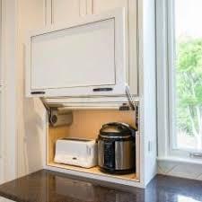 kitchen appliance storage cabinet smart design kitchen storage florida design works
