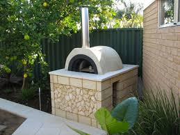 Backyard Pizza Oven Kit by Wood Pizza Oven Kit Outdoor Furniture Design And Ideas