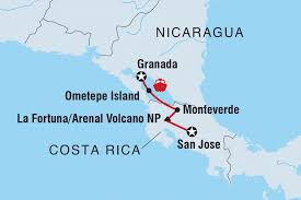 Nicaragua On World Map by Nicaragua Tours U0026 Travel Intrepid Travel Us