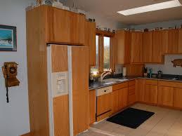 1960s kitchen cabinetscherry kitchen cabinets with oak floors