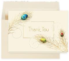 thank you cards for a well done gallery collection