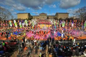 philadelphia thanksgiving day parade kaleidoscope