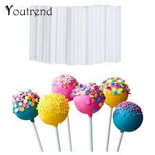 where can i buy lollipop sticks 100 sztuk 10 cm lollipop stick food grade plastic pop sucker