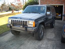jeep cherokee yellow moparmuder 1988 jeep cherokee specs photos modification info at