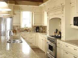dessus de comptoir de cuisine pas cher cuisine comptoir bois cuisine en bois teint et laque glaizac avec