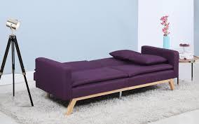 thomas modern splitback recliner futon sofamania com