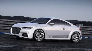 audi tt 2014 2014 audi tt quattro sport concept side hd wallpaper 8