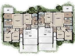 Multi Unit Floor Plans Miscellaneous Duplex Floor Plans Design Interior Decoration