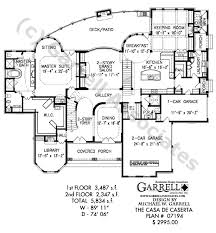 luxury ranch floor plans casa de caserta estate size luxury house plan