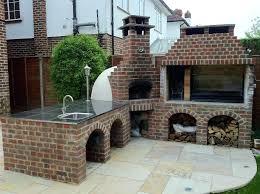 Stone Fireplace Kits Outdoor - outdoor fireplace kit masonry kits gas canada stone age u2013 thesrch info