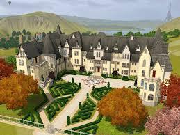 Modern Castle Floor Plans Mod The Sims Grothfort Castle