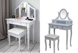 Shabby Chic Vanity Table New French Shabby Chic Vanity Dressing Table Makeup Dresser Mirror