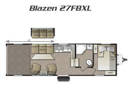 blaze u0027n toy hauler trailers 5th wheels for sale
