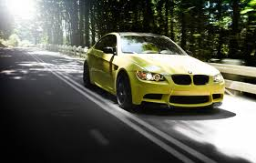 Bmw M3 Yellow 2016 - ind dakar yellow bmw m3 e92