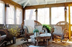 porch light sensor porch farmhouse with pasture rustic outdoor